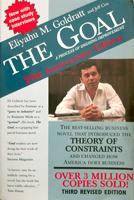Książka autorstwa Dr Eliyahu M. Goldratt